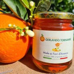 Miele ai Fiori d'Arancio